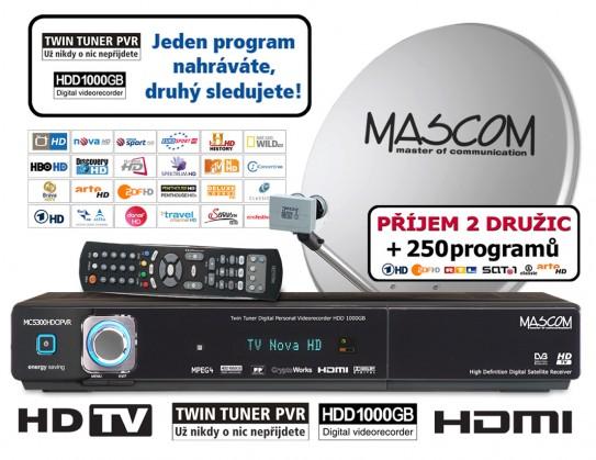 Mascom S-5300/80T+G