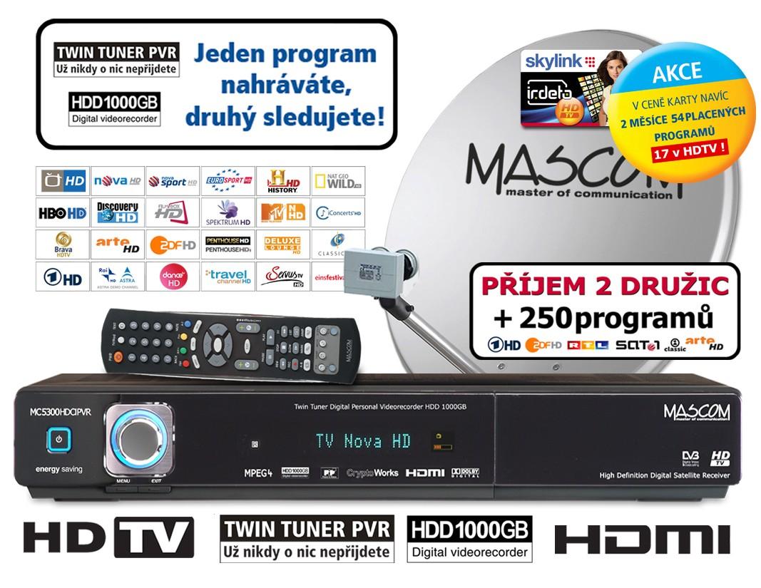 Mascom S-5300/80T+IH