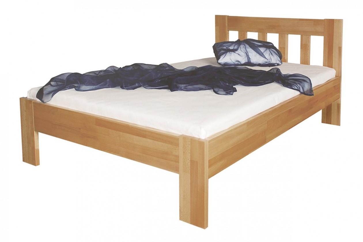 Masivní Bianca - rám postele (rozměr ložné plochy - 200x100)