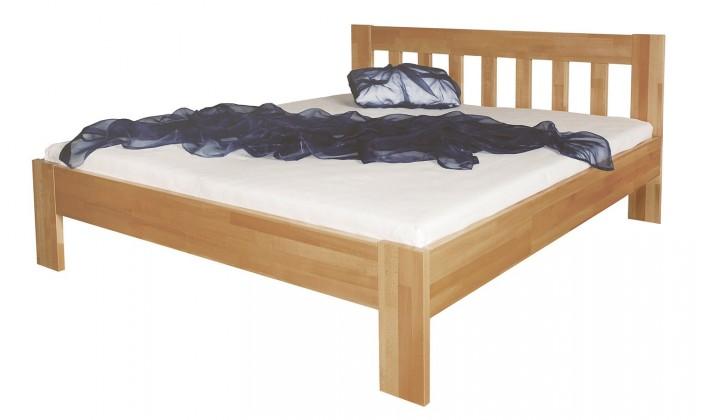 Masivní Bianca - rám postele (rozměr ložné plochy - 200x180)