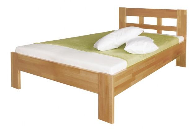 Masivní Delana - rám postele (rozměr ložné plochy - 200x100)