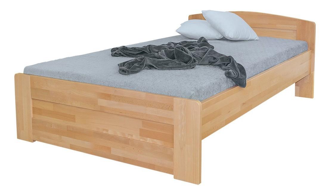 Masivní Dona - rám postele (rozměr ložné plochy - 200x80)