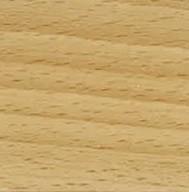 Masivní Elza 3 - Rám postele 200x180 (masív buk, přírodní buk)