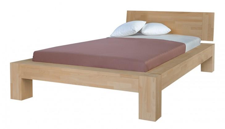 Masivní Esta - rám postele (rozměr ložné plochy - 200x90)