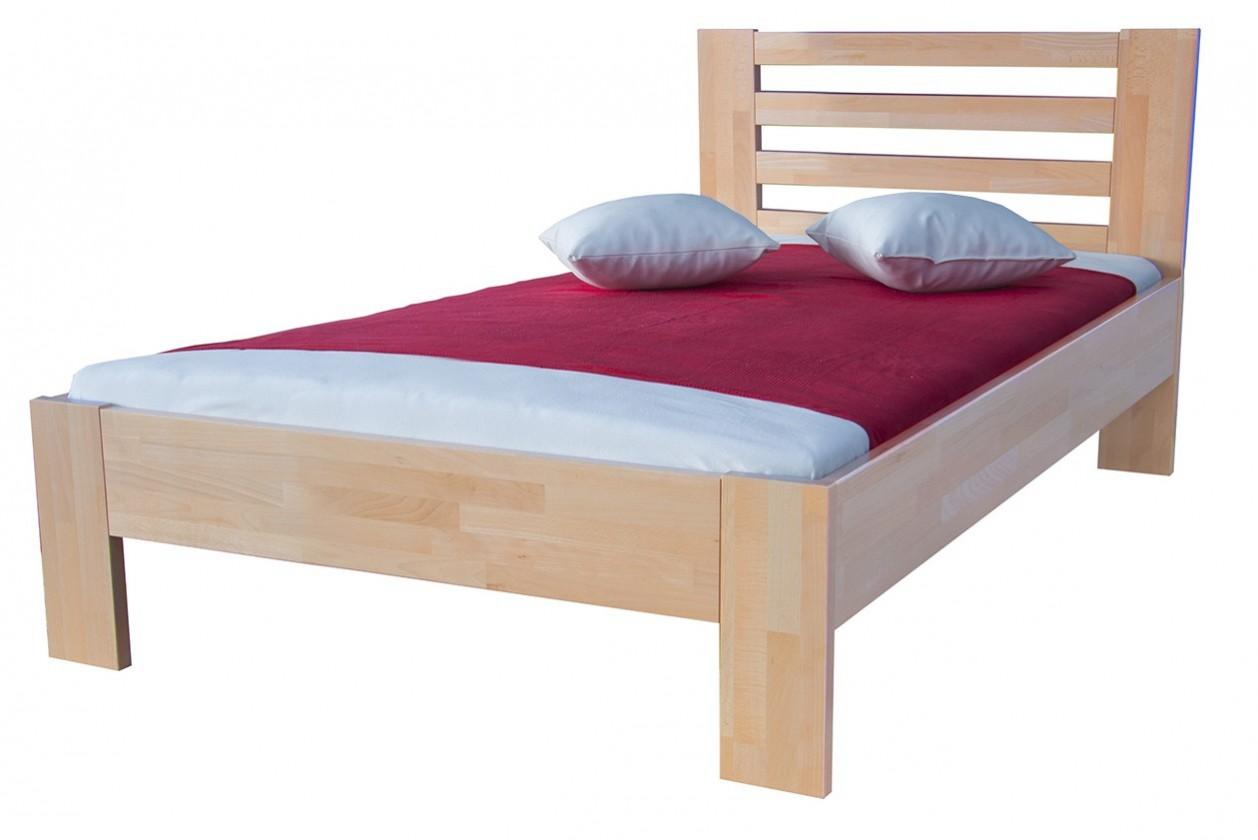 Masivní Ines - rám postele (rozměr ložné plochy - 200x100)