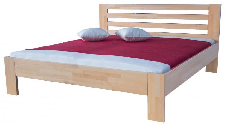 Masivní Ines - rám postele (rozměr ložné plochy - 200x120)