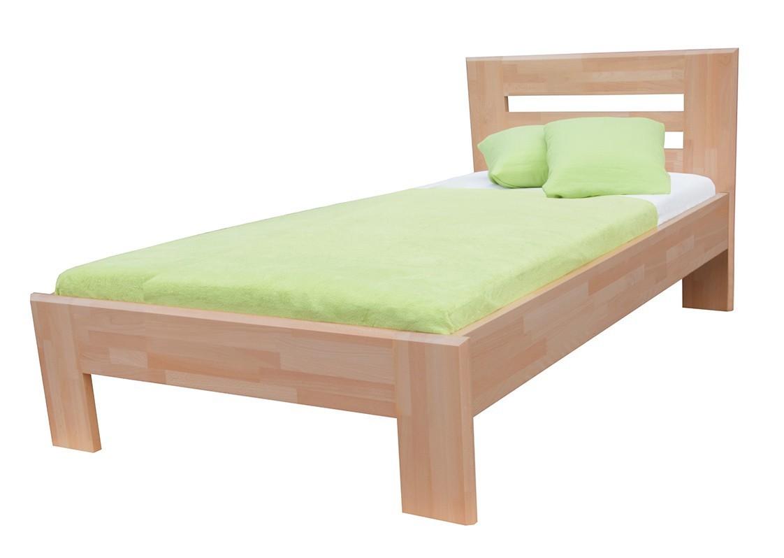 Masivní Ottavia - rám postele (rozměr ložné plochy - 200x100)