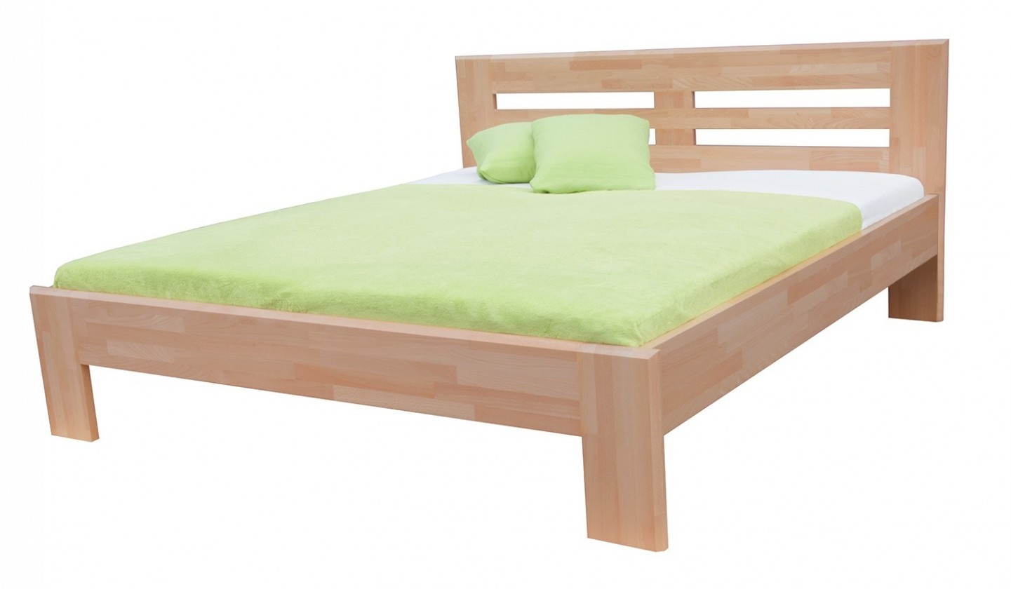 Masivní Ottavia - rám postele (rozměr ložné plochy - 200x120)