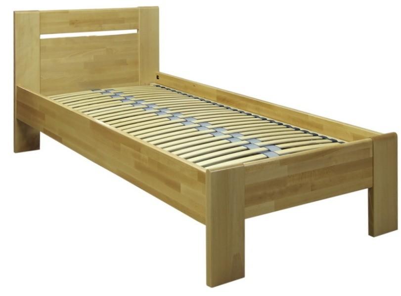 Masivní Rám postele Tina 1, 90x200, buk masiv