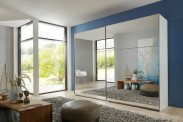 Match Up - Dveře, 3x dekor sklo/zrcadlo