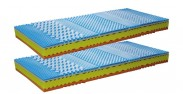 Matrace Jena Soft Sleep, 2ks - 90x200x24