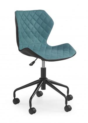 MATRIX - dětská židle, modrá, regulace výšky sedáku