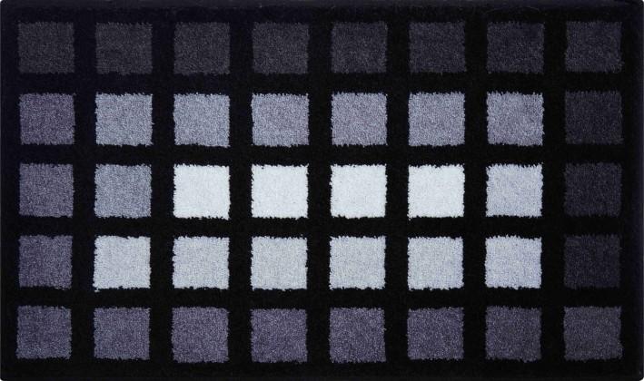Matrix - Koupelnová předložka 60x100 cm (antracitová)