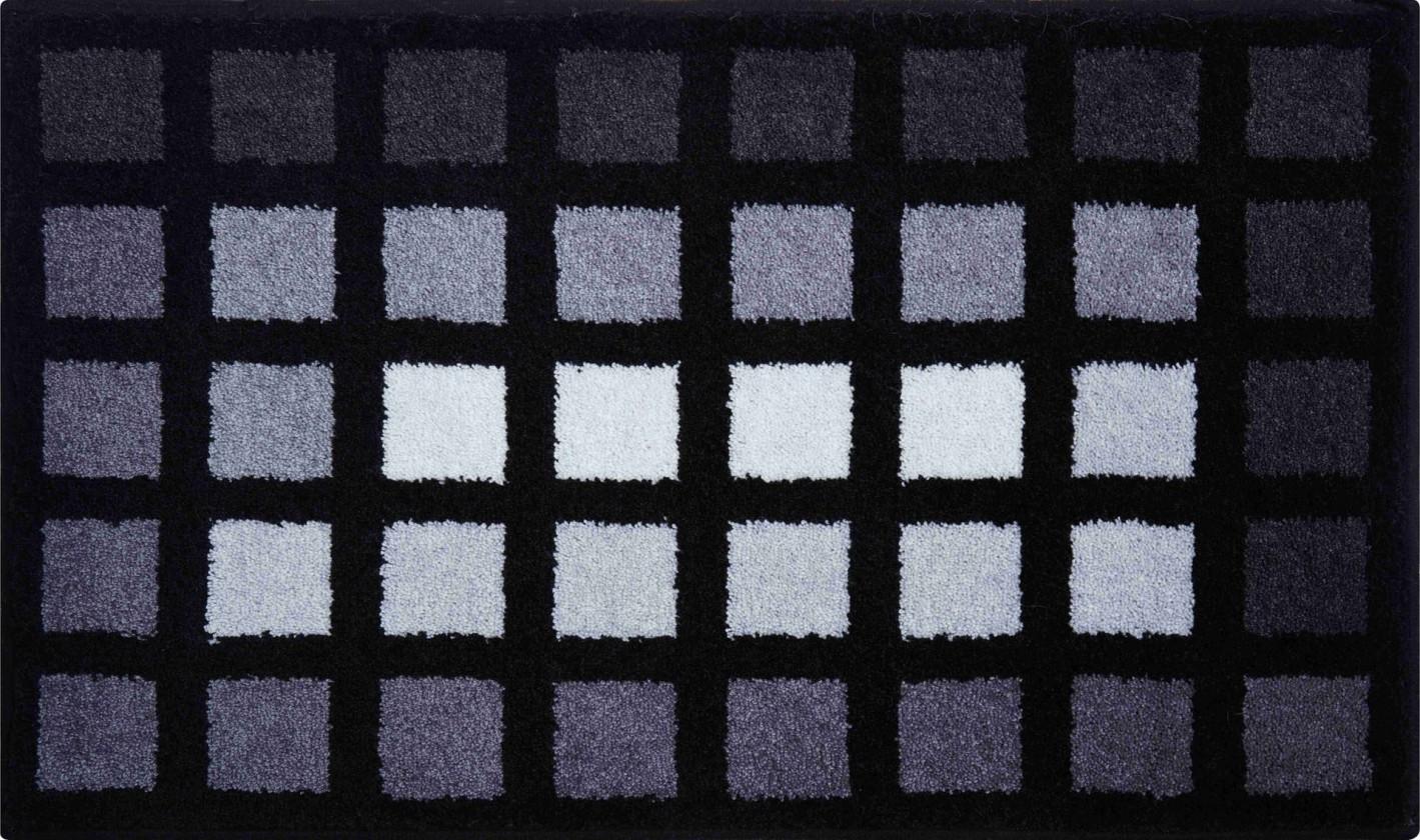 Matrix - Malá předložka 50x60 cm (antracitová)
