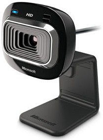 Microsoft LifeCam HD-3000 USB Port