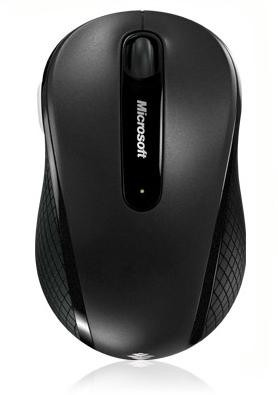 Microsoft Wireless Mobile Mouse 3500 USB White