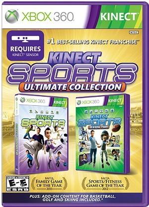 Microsoft XBox 360 hra Kinect Sports Ultimate 4GS-00009