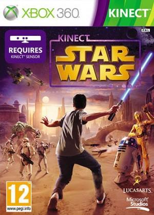 Microsoft XBox 360 Star Wars /Kinect/