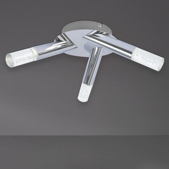 Midu - Stropní osvětlení, LED (chrom)