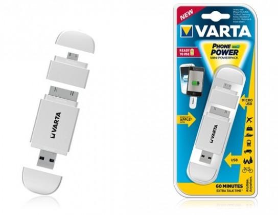 Mini Powerpack(phone power white)