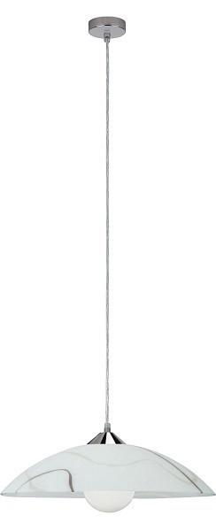 Mirabell - Stropní osvětlení, E27 (bílá/hnědá/chrom)