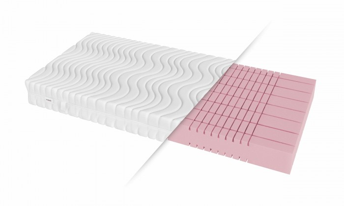 Modulia Bultex H2 - matrace (200x80)