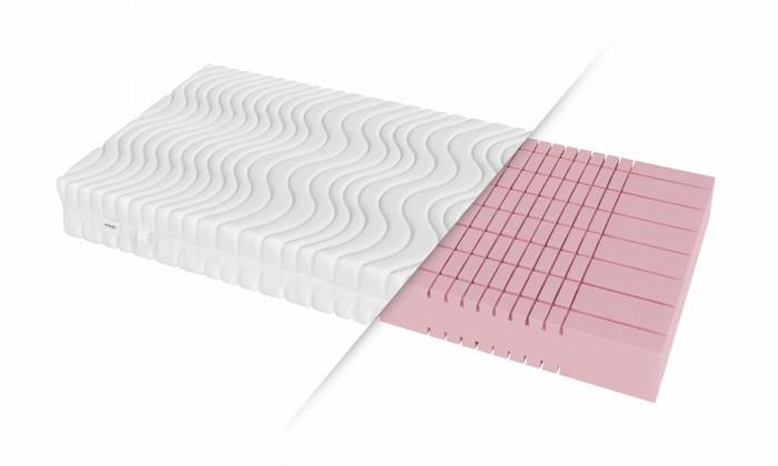Modulia Bultex H3 - matrace (200x90)