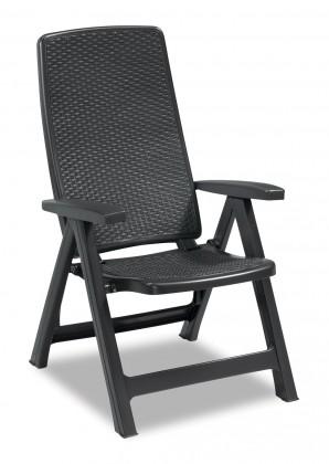 Montreal - Židle (graphite)
