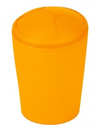 Move-Odpadkový koš frosty orange(oranžová)