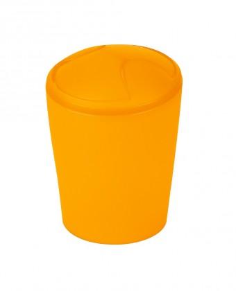 Move-Odpadkový koš malý frosty (oranžová)