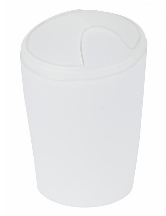 Move-Odpadkový koš medium(bílá)
