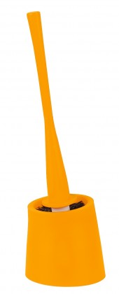 Move-WC  štětka frosty orange(oranžová)