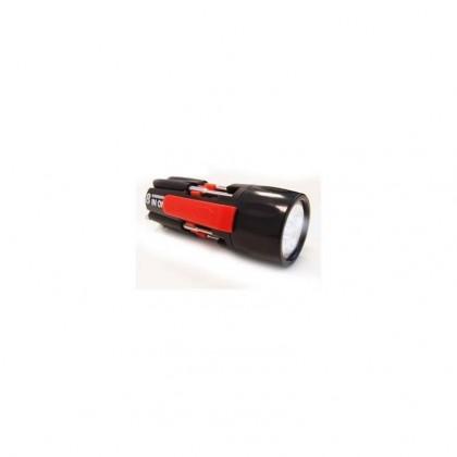 Multifunkční LED svítilna OSMA (černá)