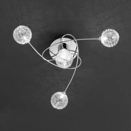 NÁBYTEK Astro - Stropní osvětlení, G4 (chrom)