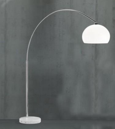 NÁBYTEK Bow - Lampa, E27 (chrom)