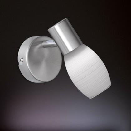 NÁBYTEK Colo - Nástěnné osvětlení, LED (matný nikl)