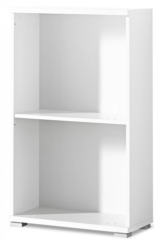 NÁBYTEK Colorado - Botník, 91 cm (bílá)