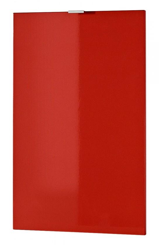 NÁBYTEK Colorado - Dveře, polička (červená)
