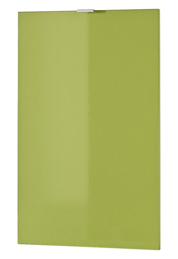 NÁBYTEK Colorado - Dveře, polička (zelená)