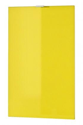 NÁBYTEK Colorado - Dveře, polička (žlutá)