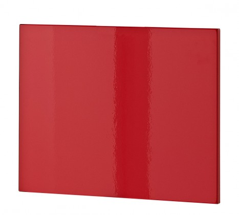 NÁBYTEK Colorado - Dvířka výklopu (červená)
