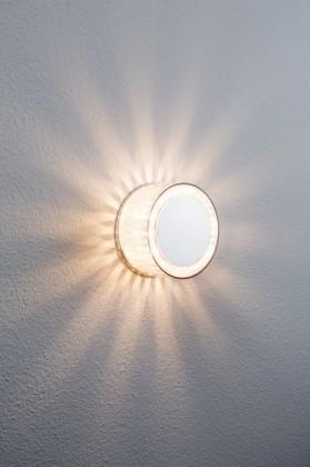 NÁBYTEK Decobeam - Nástěnná svítidla, led (chrom)