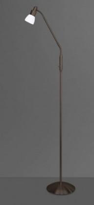 NÁBYTEK Eve - Lampa, LED (antická hnědá)