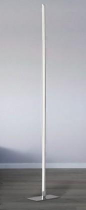 NÁBYTEK Horton - Lampa, LED (matný nikl/chrom)