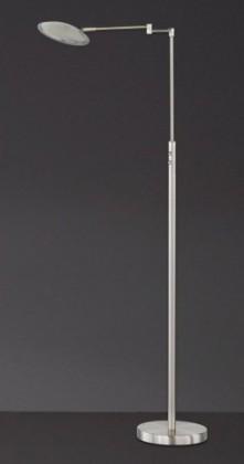 NÁBYTEK Lou - Lampa, LED (matný nikl)