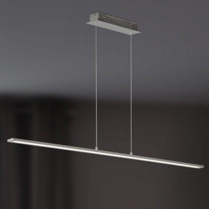 NÁBYTEK Luz - Stropní osvětlení, LED (matný nikl)