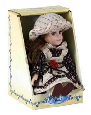 Nábytek Panenka s porcelánovou hlavičkou