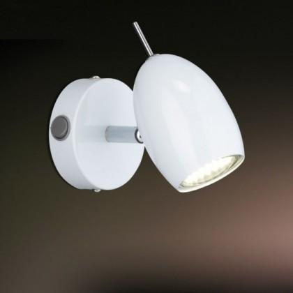 NÁBYTEK Quincy - Nástěnné osvětlení, GU10 (bílá)