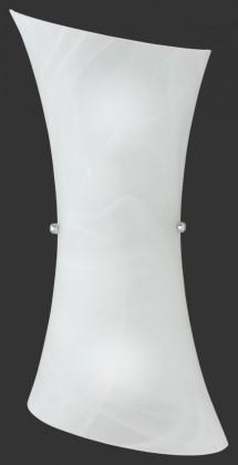 NÁBYTEK Serie 2501 - TR 2501021-01, E14 (bílá)