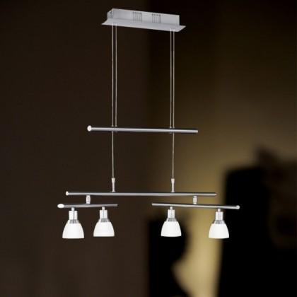 NÁBYTEK Talas - Stropní osvětlení, LED (matný nikl)